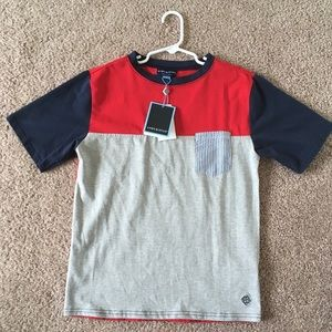 NWT Andy & Evan tee, size 11/12